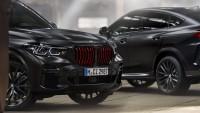 BMW Group представляет кроссоверы BMW X5 и BMW X6 ограниченной серии Black Vermilion Edition.