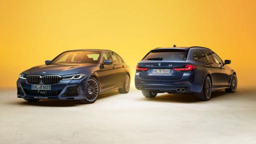 РОСКОШНЫЙ ИСПОЛНИТЕЛЬ И НАСТОЯЩИЙ БИЗНЕС-АТЛЕТ. НОВЫЙ BMW ALPINA B5.